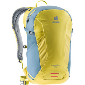 deuter Speed Lite 20 Backpack, greencurry/slateblue
